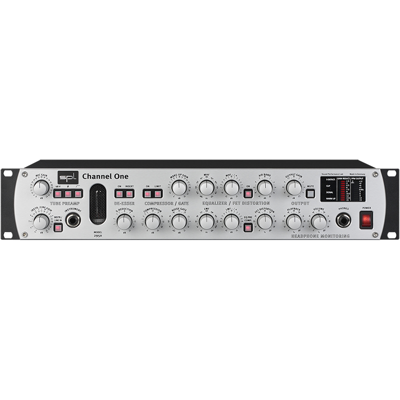 ●SPL Model 2950 Channel One