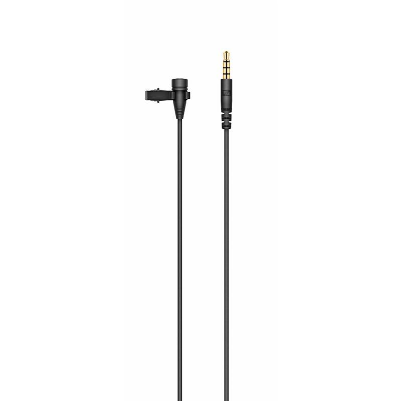 ゼンハイザー ラベリアマイク SENNHEISER 待望 XS LAV TRRS 国内正規品 3.5mm クリップオンマイク Mobile セールSALE%OFF