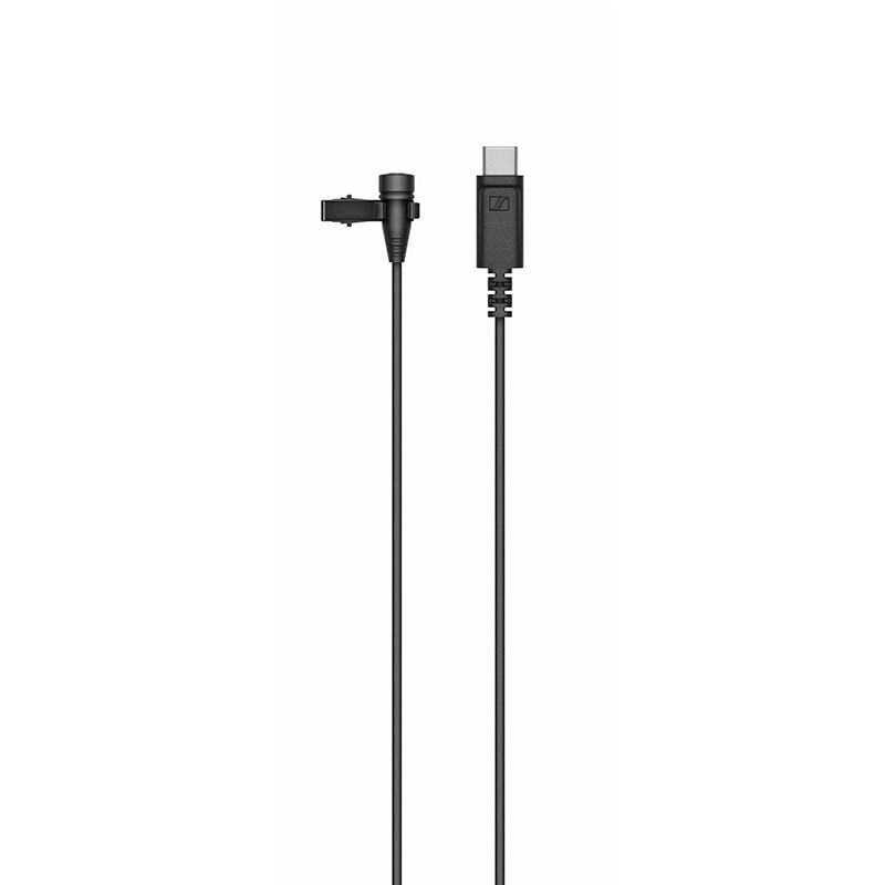 格安 価格でご提供いたします ゼンハイザー ラベリアマイク SENNHEISER XS LAV 割引 国内正規品 お取り寄せ商品 クリップオンマイク USB-C