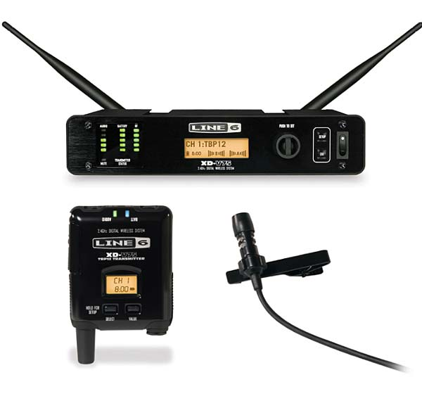 ●LINE6 XD-V75L [Wireless Mic System]