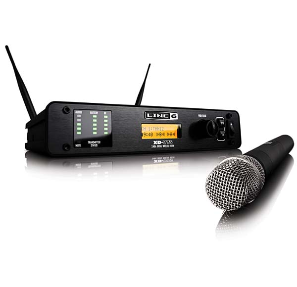 ●LINE6 XD-V75 [Wireless Mic System]