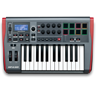 ●Novation Impulse 25