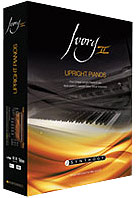 ●Synthogy Ivory II Upright Pianos