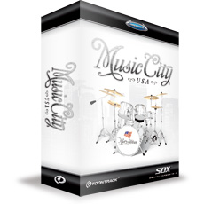 ●TOONTRACK SDX MUSIC CITY USA