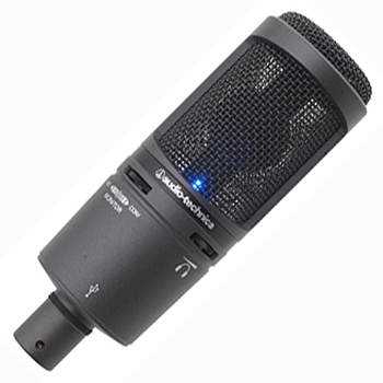 USBコンデンサーマイク 直送商品 供え audio-technica AT2020USB+