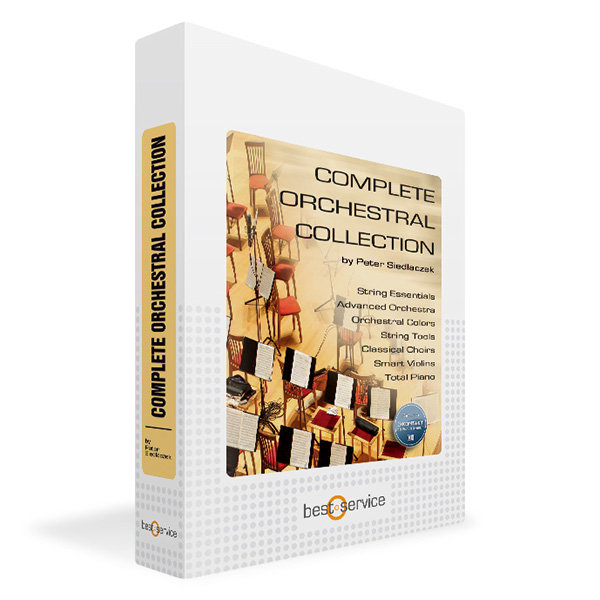 ●BestService COMPLETE ORCHESTRAL COLLECTION