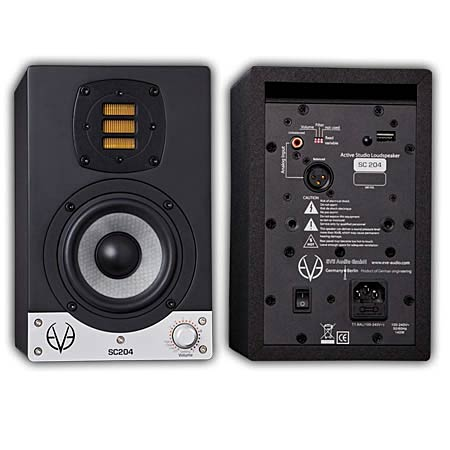 ●EVE Audio SC204 [Pair] 【数量限定Sonarworks Reference 4 Studio Editionプレゼント!】