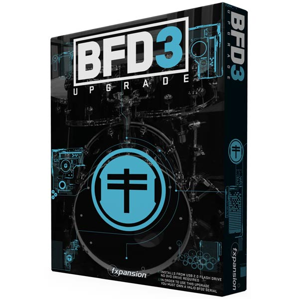 ●FxPansion BFD3 Special w/ USB 2.0 Flash Drive 【期間限定価格】