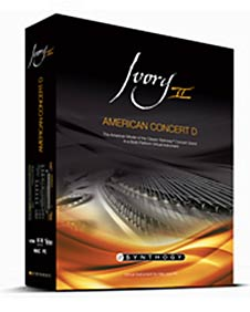 ●Synthogy Ivory II American Concert D