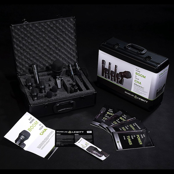 ●LEWITT DTP Beat Kit Pro 7