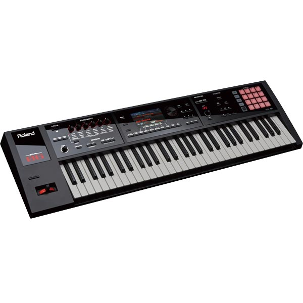 ●ROLAND FA-06 [61鍵盤仕様] 【オリジナルレインコートプレゼント!】