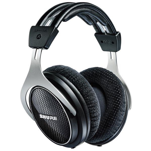 SHURE SRH1540 [高音質モニターヘッドフォン] 【安心の正規輸入品】 【数量限定!KIKUTANI KBR101 [Bluetooth MMCXケーブル]プレゼント!】