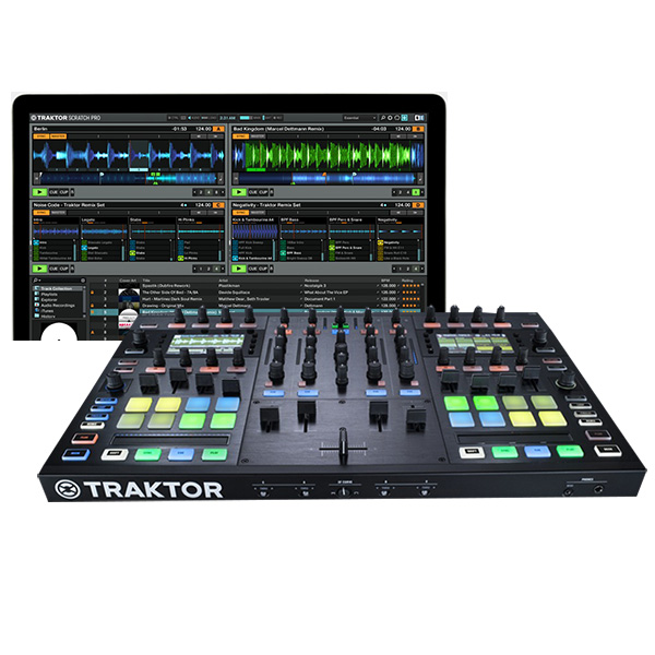 ●NativeInstruments TRAKTOR KONTROL S8