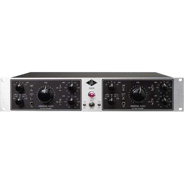 ●Universal Audio 2-610S 【大幅値下げ!】