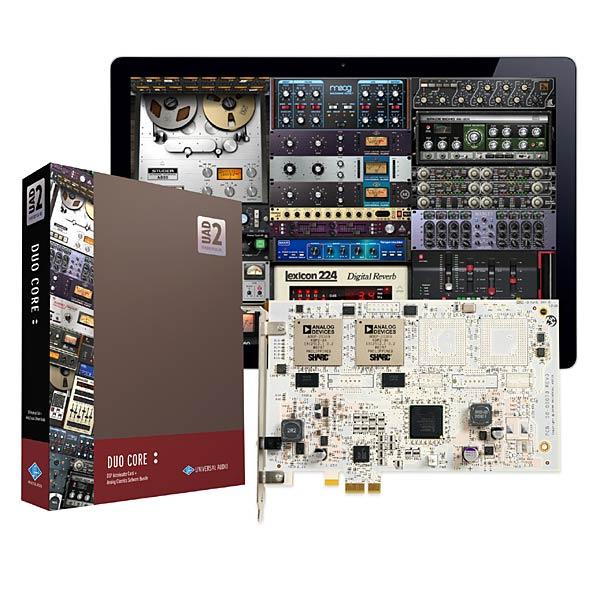 ●Universal Audio UAD-2 DUO CORE 【生産完了特価】 【~7/20期間限定ポイント10倍!】