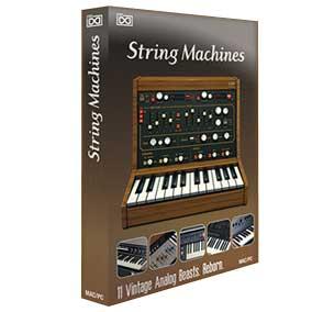 ●UVI String Machines 【限定プライス】