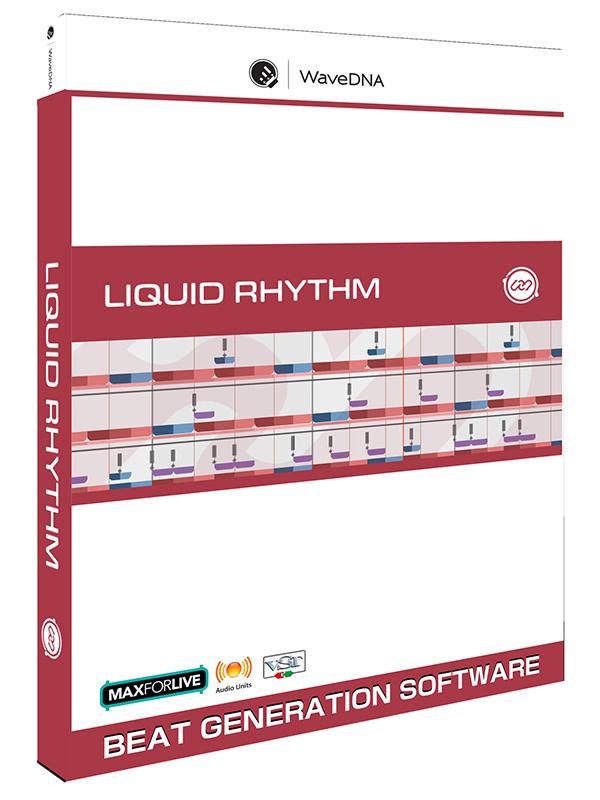 ●WaveDNA Liquid Rhythm