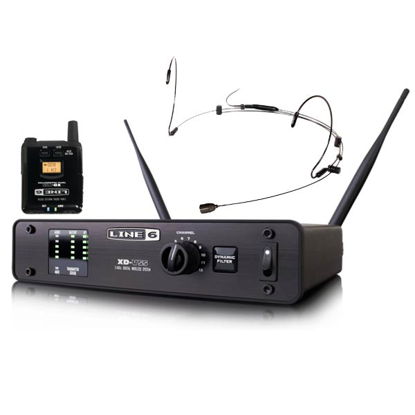 ●LINE6 XD-V55HS [Wireless Mic System]