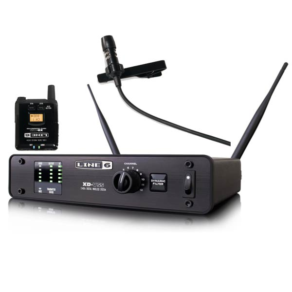 ●LINE6 XD-V55L [Wireless Mic System]
