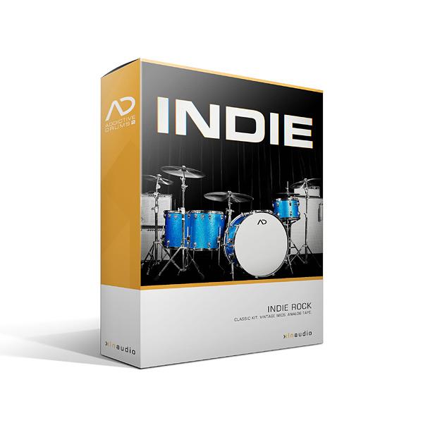 ●xlnaudio Addictive Drums 2 INDIE Adpak