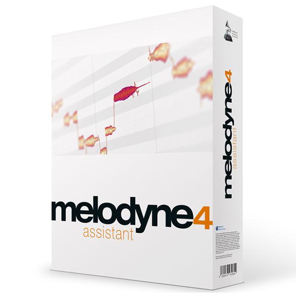 ●Celemony MELODYNE 4 ASSISTANT