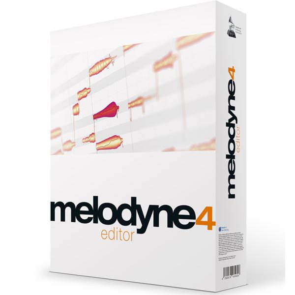 ●Celemony MELODYNE 4 EDITOR 【~7/20期間限定ポイント7倍!】