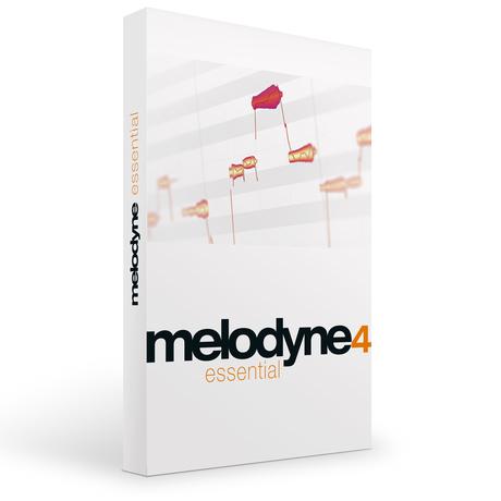 ●Celemony MELODYNE 4 ESSENTIAL 【~7/20期間限定ポイント7倍!】