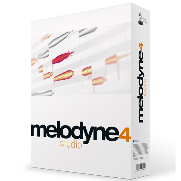 ●Celemony MELODYNE 4 STUDIO