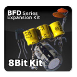 ●FXpansion Expansion Pack: 8 Bit Kit [簡易パッケージ]