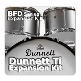 ●FXpansion BFD Dunnett Ti [簡易パッケージ]