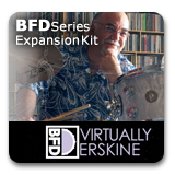 ●FXpansion BFD Virtually Erskine [簡易パッケージ]