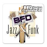 ●FXpansion BFD Jazz & Funk [簡易パッケージ]