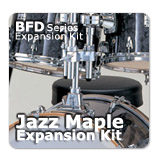 ●FXpansion BFD Jazz Maple [簡易パッケージ]