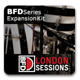 ●FXpansion BFD London Sessions [簡易パッケージ]