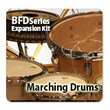 ●FXpansion BFD Marching Drums [簡易パッケージ]