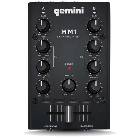 DJ MIXER 送料無料激安祭 MM1 超定番 GEMINI
