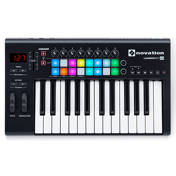 ●Novation Launchkey 25 MK2