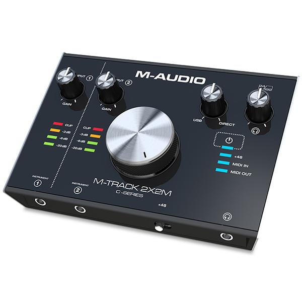 ●M-Audio M-Track 2X2M