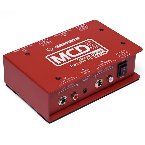 SAMSON AUDIO MCD2 Pro
