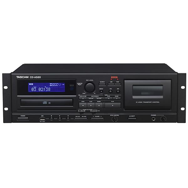●TASCAM CD-A580