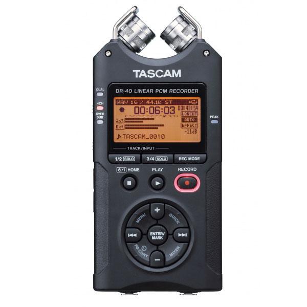 TASCAM DR-40 VERSION2-J