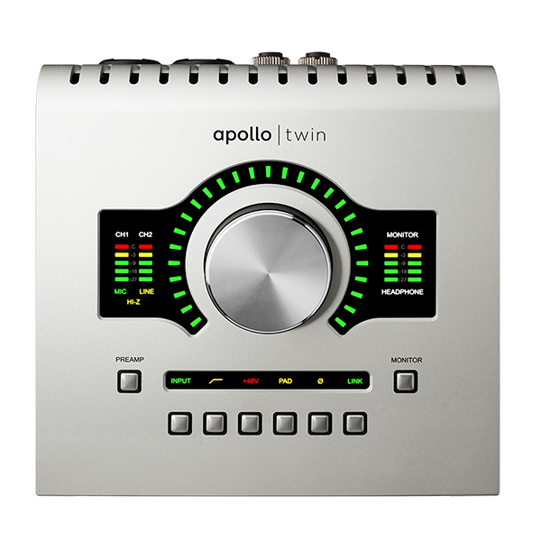 ●Universal Audio APOLLO TWIN USB 【Apollo Twin アナログ・プロモーション対象】
