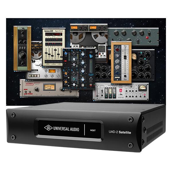 ●Universal Audio UAD-2 SATELLITE USB OCTO CORE
