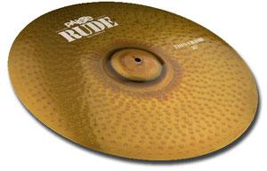 PAISTE RUDE Classic Thin Clash 16