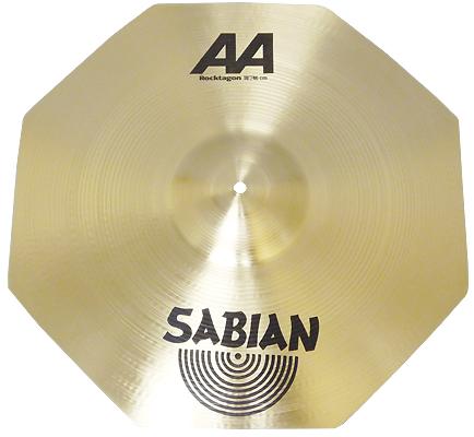 SABIAN AA Rocktagon 18