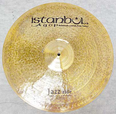 Istanbul Special Edition Series Jazz Ride 20 Agop