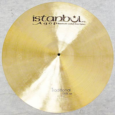 Istanbul Agop Traditional Seires Dark Ride 22