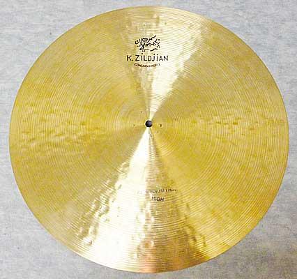 Zildjian K Constantinople Medium Thin Ride High 22 [NKZL22CONMTH]