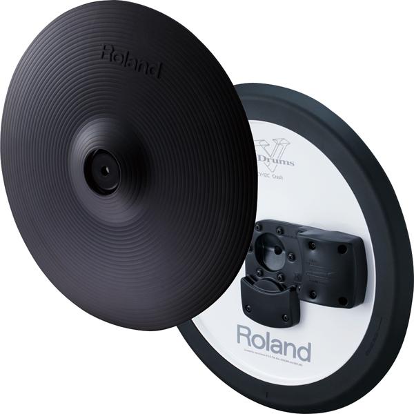 Roland CY-12C [V-Cymbal] 【ikbp5】