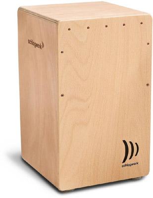 Schlagwerk Percussion Cajon SR-CP4005 [リュックサックソフトケース付]